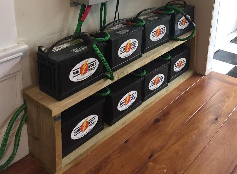 New Custom Manufactured SilverLight Smart Battery System